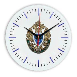 Настенные часы «emblema-pograichnoy-sluzhby-02-52»