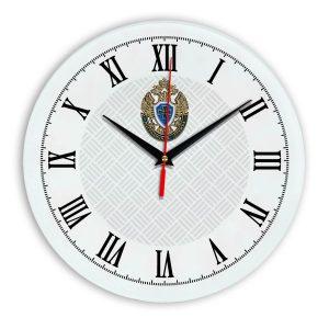 Настенные часы «emblema-pograichnoy-sluzhby-02-55»