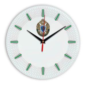 Настенные часы «emblema-pograichnoy-sluzhby-02-56»