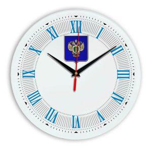 Настенные часы «emblema-prokuratury-chit-22»