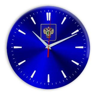 Настенные часы  «emblema-prokuratury-chit-40»