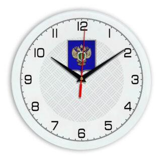 Настенные часы  «emblema-prokuratury-chit-54»