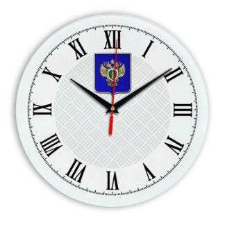 Настенные часы  «emblema-prokuratury-chit-55»