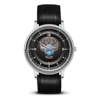 Наручные часы   «emblema-rosaviacii-02-01»