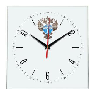 Настенные часы  «emblema-rosaviacii-02-04»