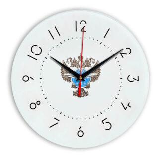 Настенные часы  «emblema-rosaviacii-02-05»