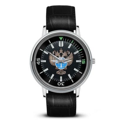 Наручные часы   «emblema-rosaviacii-02-08»
