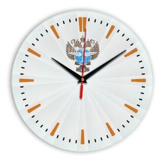 Настенные часы  «emblema-rosaviacii-02-43»