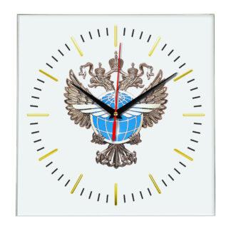 Настенные часы  «emblema-rosaviacii-02-48»