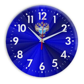Настенные часы  «emblema-rosaviacii-02-50»