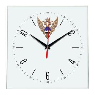 Настенные часы  «emblema-rosgidrometa-02-04»