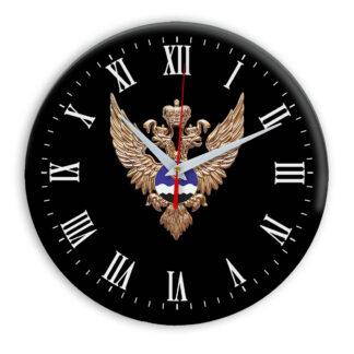 Настенные часы  «emblema-rosgidrometa-02-36»