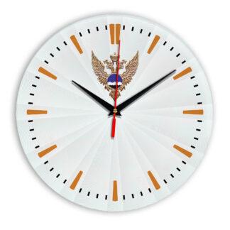 Настенные часы  «emblema-rosgidrometa-02-43»