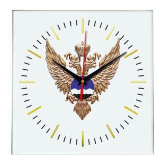 Настенные часы  «emblema-rosgidrometa-02-48»