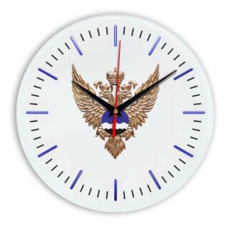 Настенные часы  «emblema-rosgidrometa-02-52»