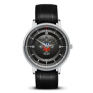 Наручные часы   «emblema-Rosrezerv-02-01»