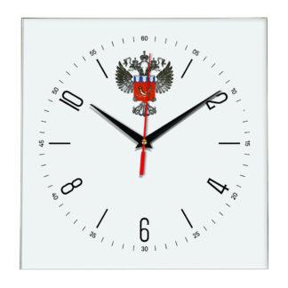 Настенные часы  «emblema-Rosrezerv-02-04»