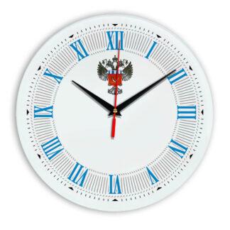 Настенные часы  «emblema-Rosrezerv-02-22»