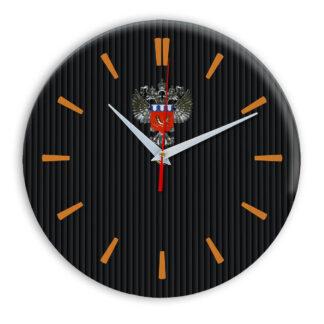 Настенные часы  «emblema-Rosrezerv-02-32»