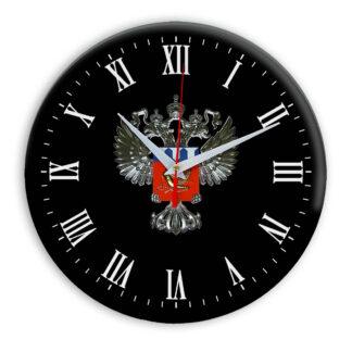 Настенные часы  «emblema-Rosrezerv-02-36»