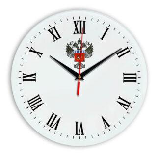 Настенные часы  «emblema-Rosrezerv-02-39»