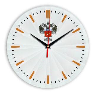 Настенные часы  «emblema-Rosrezerv-02-43»