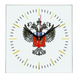 Настенные часы  «emblema-Rosrezerv-02-48»