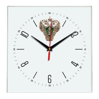 Настенные часы  «emblema-rostehnadzora-02-04»