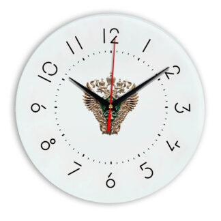 Настенные часы  «emblema-rostehnadzora-02-05»