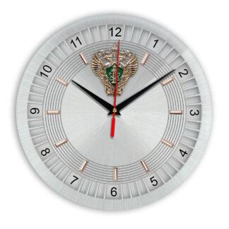 Настенные часы  «emblema-rostehnadzora-02-11»