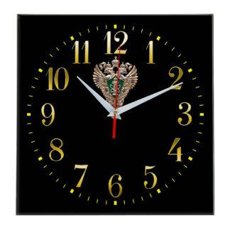 Настенные часы  «emblema-rostehnadzora-02-35»