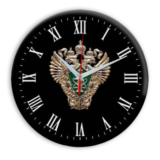 Настенные часы  «emblema-rostehnadzora-02-36»