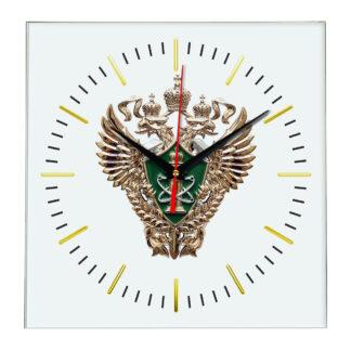 Настенные часы  «emblema-rostehnadzora-02-48»