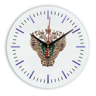 Настенные часы  «emblema-rostehnadzora-02-52»