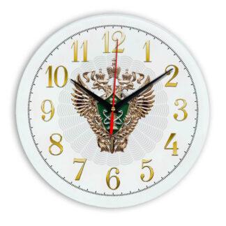 Настенные часы  «emblema-rostehnadzora-02-53»