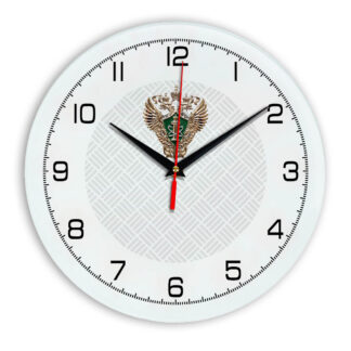 Настенные часы  «emblema-rostehnadzora-02-54»