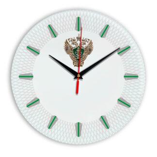 Настенные часы  «emblema-rostehnadzora-02-56»