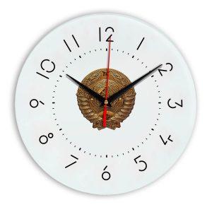 Настенные часы «emblema-sssr-05»