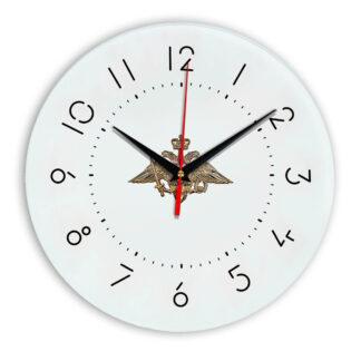 Настенные часы  «emblema-vooruzhennye-sily-03-05»