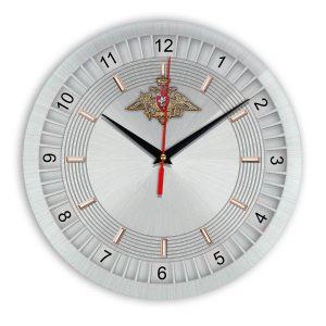 Настенные часы «emblema-vooruzhennye-sily-03-11»