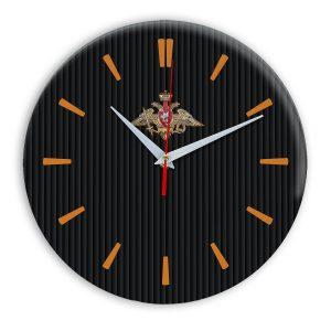 Настенные часы «emblema-vooruzhennye-sily-03-32»