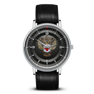 Наручные часы   «emblema-zdravoohraneniya-02-01»