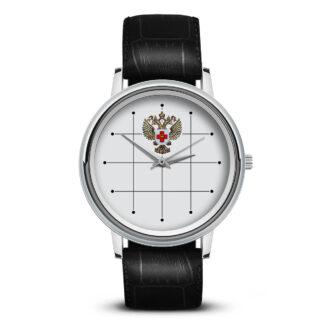 Наручные часы   «emblema-zdravoohraneniya-02-03»