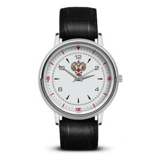 Наручные часы   «emblema-zdravoohraneniya-02-06»