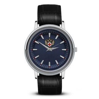 Наручные часы   «emblema-zdravoohraneniya-02-17»