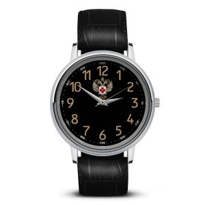 Наручные часы «emblema-zdravoohraneniya-02-30»