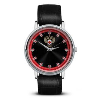 Наручные часы   «emblema-zdravoohraneniya-02-57»