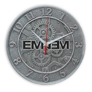Eminem настенные часы 1
