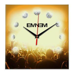 Eminem настенные часы 12