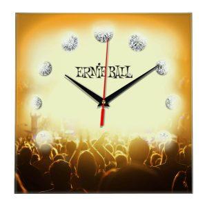 Ernie ball настенные часы 12